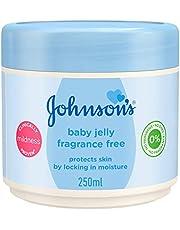 JOHNSON'S Baby Jelly, Fragrance Free, 250ml
