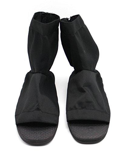 CosInStyle Ninja Shoes Kakashi Sasuke Sakura Black Color (38/39) -