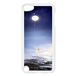 Good Night Moon Pattern Hard Shell Cell Phone Case for Ipod Touch Case 5 TSL322882