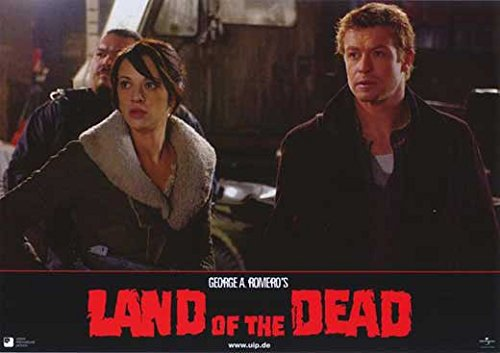 Land of the Dead (11 x 14 Poster German G) POSTER (11