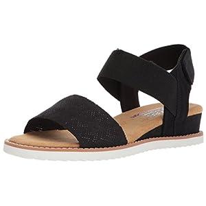 Skechers Women's Desert Kiss Flat Sandal
