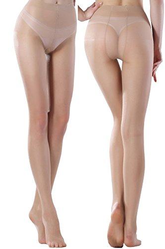 Sheer Silk Panties - 9