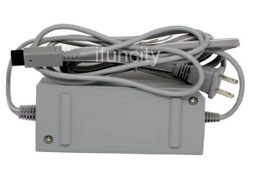 - Universal Power Supply AC Adapter for Nintendo Wii