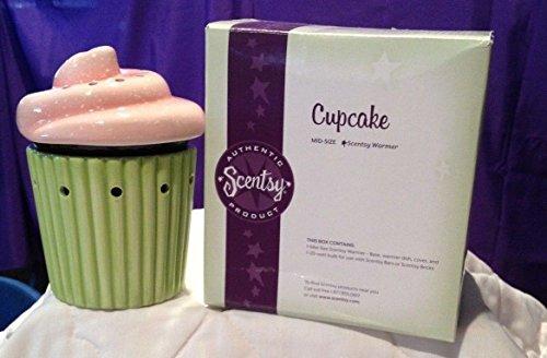 Scentsy Cupcake Mid Size Warmer PREMIUM