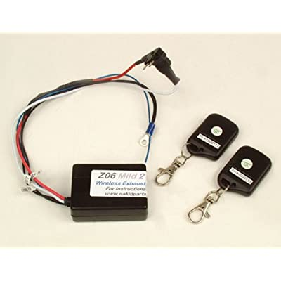 06-13 Corvette Mild2Wild NPP Dual Mode Exhaust Remote Control Switch: Car Electronics