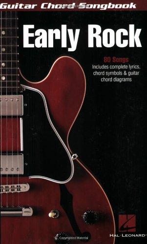 Early Rock (Guitar Song Chordbook)