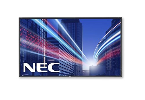 NEC MultiSync X754HB 75'' LED Full HD Black by NEC