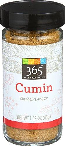 - 365 Everyday Value, Ground Cumin, 1.52 Ounce
