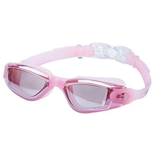 Alfway Swim Goggles Pink