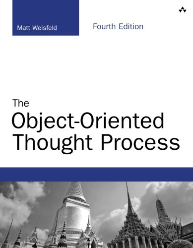 The Object-Oriented Thought Process (4th Edition) (Developer's Library)