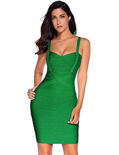 celebrity fashion green dress - 3