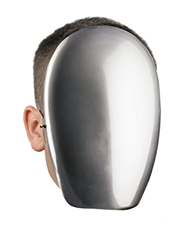 Faceless Chrome Mask