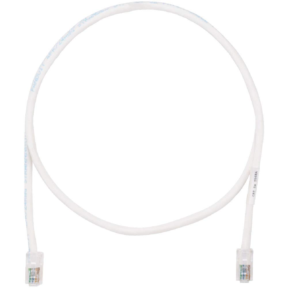 1.64 ft Category 5e for Network Device Panduit Cat.5e U//UTP Patch Network Cable Patch Cable
