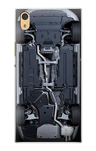 Amazon Com R2926 Car Underbody Case Cover For Sony Xperia Xa1 Ultra