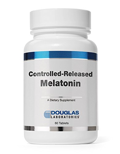 Healthy Sleep Support - Douglas Laboratories® - Controlled-Release Melatonin (2 mg.) - Supports Normal Sleep/Wake Cycles and Healthy Immune Function* - 60 Tablets