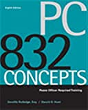 img - for PC 832 Concepts: Peace Officer Required Training book / textbook / text book