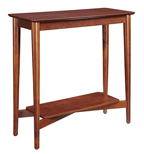 Convenience Concepts Savannah Collection Hall Table, Mahogany