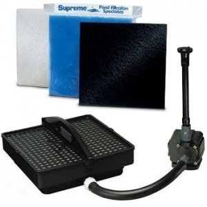 Pondmaster 02019 190 GPH Small To Medium Pond Pump And Filter Kit by PondMaster (Image #1)