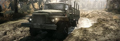 spintires mudrunner xbox one countdown. Black Bedroom Furniture Sets. Home Design Ideas