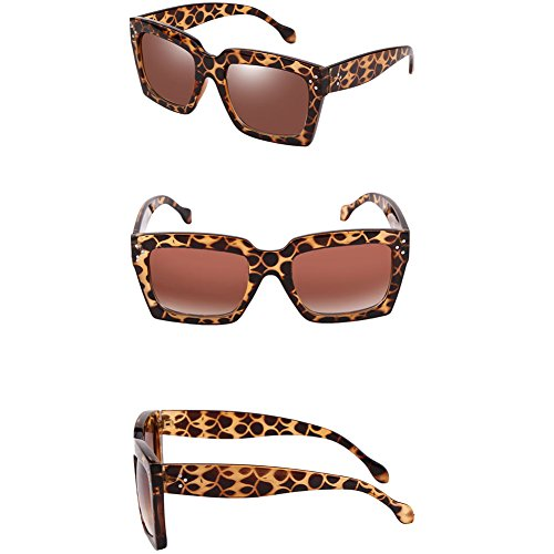 Gafas de Gafas Sol Gafas 2 Sol Femeninas Coreanas 2 polarizadas Delgadas de DT Color CngwUqX8q