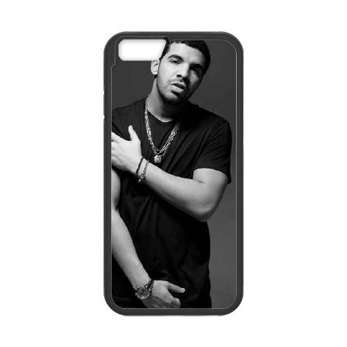 Drake 004 coque iPhone 6 4.7 Inch Housse téléphone Noir de couverture de cas coque EOKXLLNCD18846