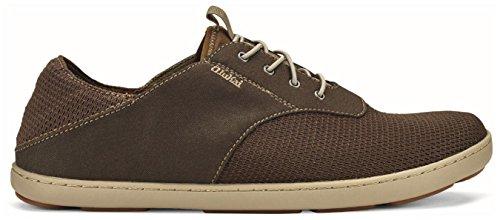 Olukai Nohea Moku Shoes - Men's Darwood/Darkwood sale fashionable best deals cheap online JFrPG8C