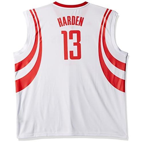 bca4f3f52d91 low-cost NBA Houston Rockets James Harden  13 Men s Replica Jersey ...