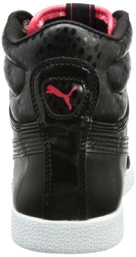 black Mid Jazz Ikaz Wn's Mujer schwarz Zapatillas 01 Puma Negro Para 356199 xwEOpvv5q
