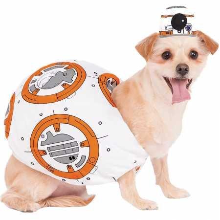Rubie's Star Wars BB8 Dog Costume Large ()