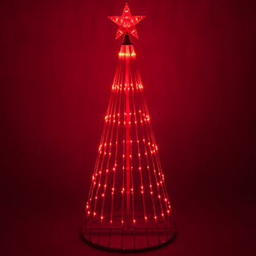 Light Show Outdoor Led Christmas Tree Decoration in US - 2