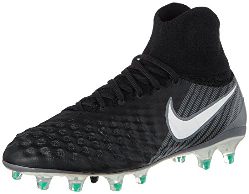 Noir dark Chaussures Jr II Enfant Black Grey Obra NIKE Magista White de FG Football Mixte gOwnvq