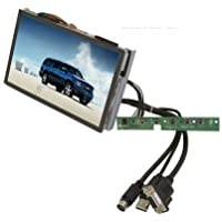 Accele LCD7WVGA 7 Open Frame LCD monitor with VGA input