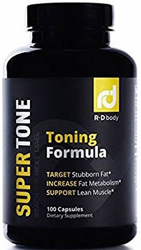 Super Tone – Extreme Toning Formula – CLA, Acetyl-L-Carnitine, and ALA – 2200 mg Per Serving – Premium Supplement – Conjugated Linoleic Acid and L Carnitine – Weight Loss Supplement for Men and Women