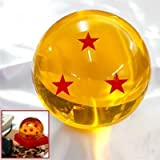 Acrylic Dragonball Replica Ball (Large/3 Stars)