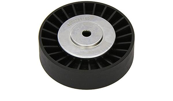 MAPCO Deflection//Guide Pulley 23253//1 v-ribbed belt