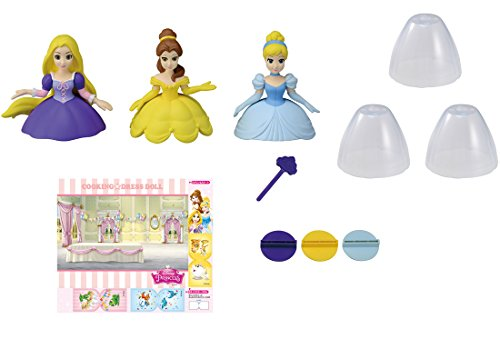 Disney Princess Cooking ☆ Dress Doll