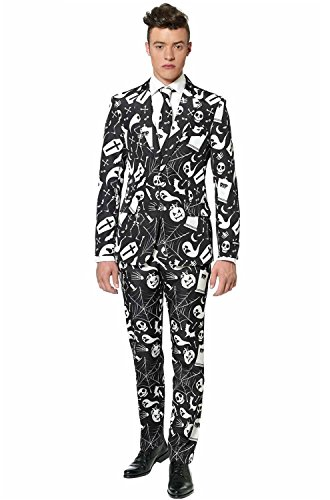 Halloween Suits (SuitMeister Halloween Icons Black Suit Large)