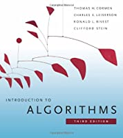 Introduction to Algorithms, 3rd Edition Front Cover