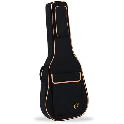 Amazon.com: FUNDA CADETE Ó 3/4 REF. 47 MOCHILA NEGRO/NARANJA Medidas internas: 95x36x30x10cm.: Musical Instruments