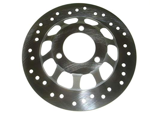 Gy6 Scooter Front Front Disk Brake Rotor Roketa Sym Sun-l Kinroad 50 150 125 Cc (Scooter Rotor)