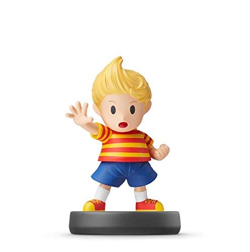 - Lucas amiibo (Super Smash Bros Series)