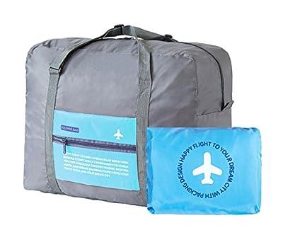 Travel Bag DH Waterproof Foldable Bag Large Capacity Portable Luggage Bag