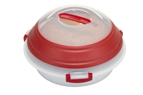 Prepworks by Progressive Collapsible Pie/Deviled Egg (Pie Holder)