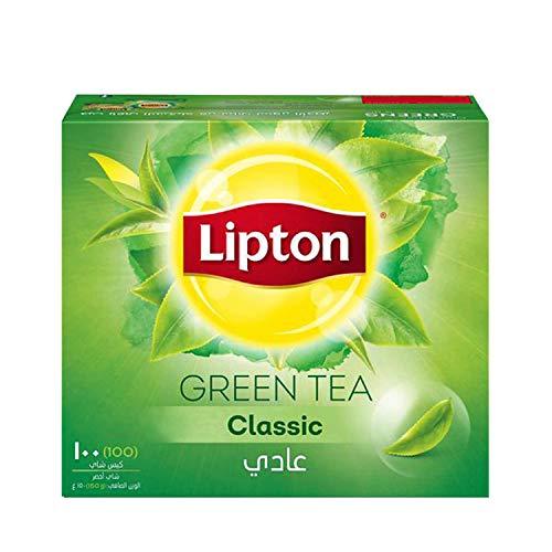 Lipton Classic Green Tea Buy  100 Tea Bags-150g
