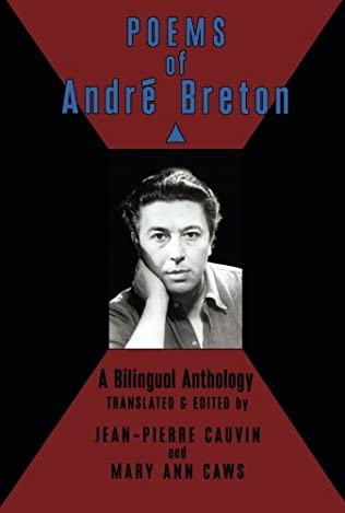 book cover of Poems of Andre Breton