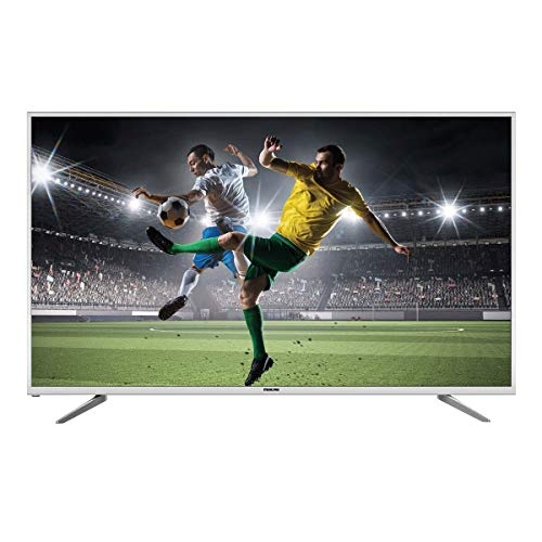 Nikai UHD55SLEDT 55 Inch 4K UHD Android LED TV - Grey