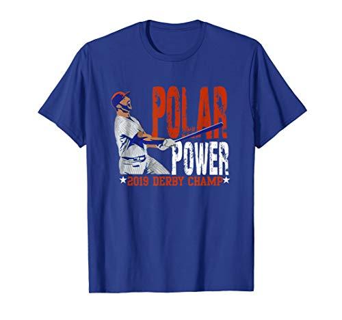 Derby Jersey - Pete Alonso T Shirt, Polar Power Shirt 2019 Derby Champ