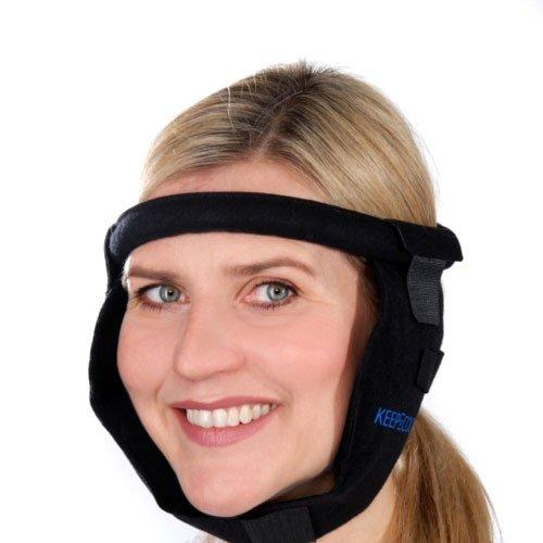 Kühlkompresse für Kopf und Gesicht mit Mehrfach Kältekompresse Coolpack - KEEP COOL Kühlkompresse nach Weisheitszahn und Kiefer OP