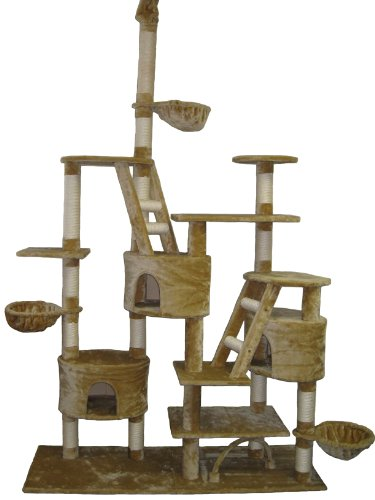 go-pet-club-cat-tree-106-inch-beige