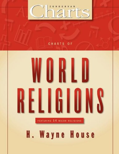 Charts of World Religions (ZondervanCharts) ebook